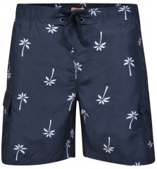 Kam Jeans 323 Swim Shorts Navy