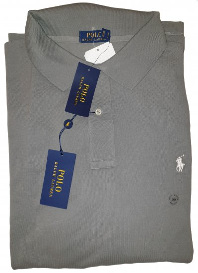 Polo Ralph Lauren Classic Polo Perfect Grey - Outlet -