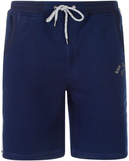 Kam Jeans Sweat Jog Shorts Navy - Joggingbukser og shorts - Sweatpants og Sweatshorts 2XL-8XL