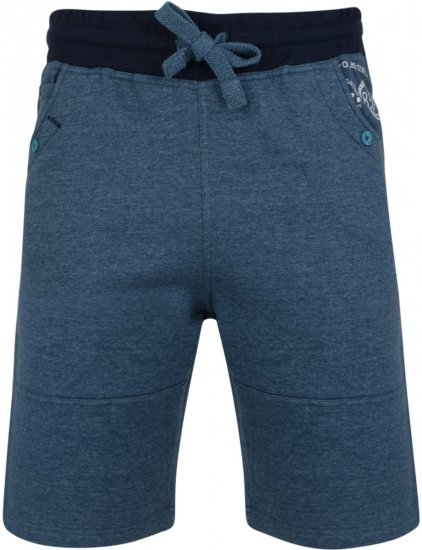 Kam Jeans 316 Jogger Shorts Denim - Joggingbukser og shorts - Sweatpants og Sweatshorts 2XL-8XL