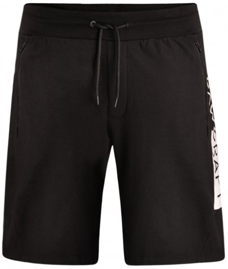Rawcraft Bradfield Jersey Shorts Black - Joggingbukser og shorts - Sweatpants og Sweatshorts 2XL-8XL