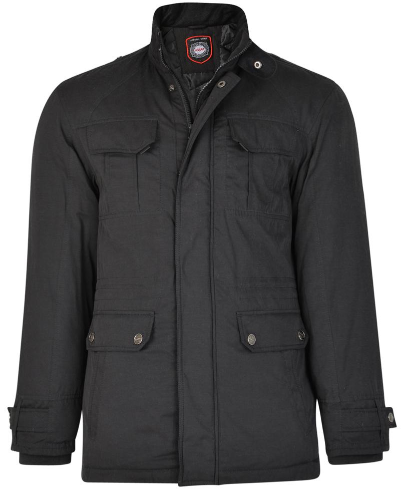 Kam Jeans KV95 Jacket Black